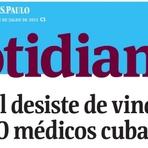 Saúde -  Jornalismo de segunda-mão transforma medicina em ideologia