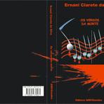 Livros -  Os versos da Morte - Romance Policial - Autor - Ernani Clarete da Silva
