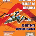 Concursos Públicos - Apostila Secretaria de Saúde de Roraima - COMPLETA - Edital SESAU RR 2013
