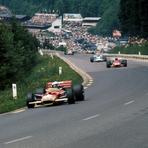 Fórmula 1 - A segurança na Formula 1 dos anos 60