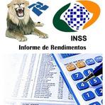 Utilidade Pública - INSS- Informe de Rendimentos 2014