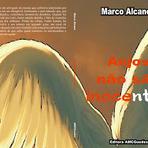 Livros -  ANJOS NÃO SÃO INOCENTES - Autor - Marco Alcane - lançamentos Editora Amc Guedes