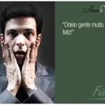 Entretenimento - Frases do Félix - Amor à Vida
