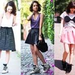 Moda & Beleza - Usar o sneaker com salto alto