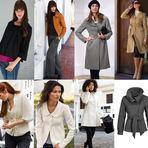 Moda & Beleza - Dicas de looks para dias frios – inverno 2013