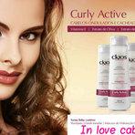 Moda & Beleza - Curly Active Ckios Cosméticos - Cabelos Cacheados