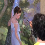 Pintura - Pintura a óleo de Vladimir Volegov - Emerald Bay - 15 horas de trabalho em 10 minutos