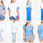 Moda & Beleza - Tendências primavera verão 2014 - cores e estampas