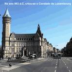 Luxembourg, o segundo menor país do mundo