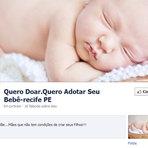 Violência - Crianças eram vendidas pelo Facebook