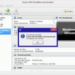 Tutoriais - Como instalar pacote de extensão para VirtualBox e permitir recursos USB ( Windows 8 Host )