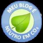 Meio ambiente - Meu blog é neutro em carbono.