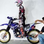 Esportes - Saiba como preparar a suspensão da sua moto