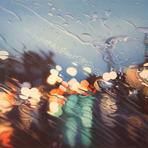Pintura - À chuva... (a pintura hiper-realista de Elizabeth Patterson)