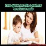 Educação - Como ajudar meu filho a melhorar as notas na escola