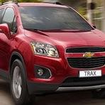 Chevrolet Tracker 2013/2014 - Lançamento, Motor, Preços, Informações