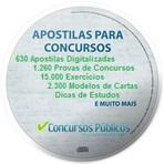 Concursos Públicos - Apostilas para Concurso UFMS - Universidade Federal de Mato Grosso do Sul