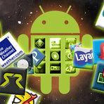 Portáteis - Android: Top 5 aplicativos