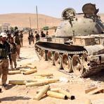 Internacional - Damasco afirma que rebeldes usaram armas químicas para provocar ataque