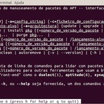 Linux - MAN - COMANDO NO TERMINAL DO UBUNTU