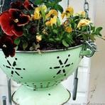 Meio ambiente - Dicas de Belos Jardins Feitos com Produtos Reciclados