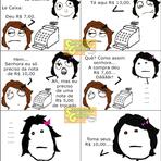 Memes - Ela não sabe calcular, tadinha!