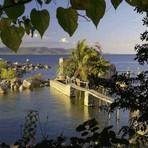 Entretenimento - Kaya Mawa, Lago Malawi, África do Sul - Um cantinho do paraíso