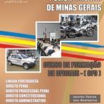 Concursos Públicos - Apostila Concurso Policia Militar MG CFO 2014 Curso Formação de Oficiais 2013