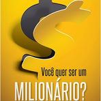 Livros -  Você quer ser um milionário?