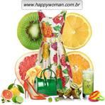Moda & Beleza - Vestidos com estampas tropicais para verão 2014