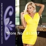 Moda & Beleza - Roupas amarela na moda verão 2014