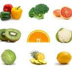Saúde - 40 Alimentos ricos em vitamina C ou ácido ascórbico