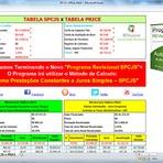 diHITT & Você - Tabela Excel GRÁTIS! Método - Sistema de Prestações Constantes a Juros Simples – SPCJS x PRICE...