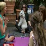 """Animais -  Conheça a """"Doga"""", a yoga que une humanos e cães"""