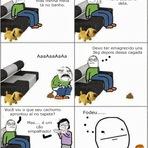 Memes - Nem sempre culpe o cão