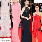 Moda & Beleza - Os Vestidos das Famosas