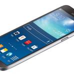 Portáteis - Samsung divulga seu smartphone com tela curva