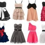 Diversos - Vestidos curtos para festa, moda feminina