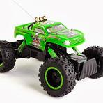Hobbies - Monster, um carro de controle remoto diferente!