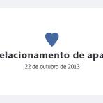 Entretenimento - Novos status de relacionamentos no Facebook
