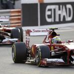 Fórmula 1 - De saída, Massa adota postura mais agressiva com críticas à Ferrari