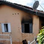 Opinião e Notícias - Adolescente tranca a mãe em casa e coloca fogo no imóvel após levar bronca