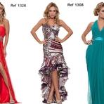 Moda & Beleza - vestidos de festa mais ousados