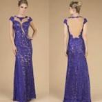 Moda & Beleza - Vestidos de renda para Madrinhas modelos