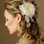 Moda & Beleza - Cabelos para noivas.
