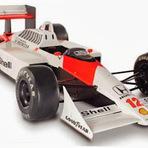 Fórmula 1 - Editora lança miniatura do carro de Ayrton Senna usado na Fórmula 1