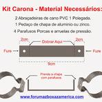 Notícias locais - Kit Carona Antena Ku 60cm Passo A Passo - Como Fazer Kit Carona