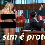 Humor - Andressa Urach no Danilo Gentili