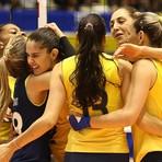 Vôlei - Brasil segura a pressão, bate Japão e  conquista o bi da Copa dos Campoes