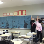 Pintura - Japonês na Prática: Arte na sala de aula